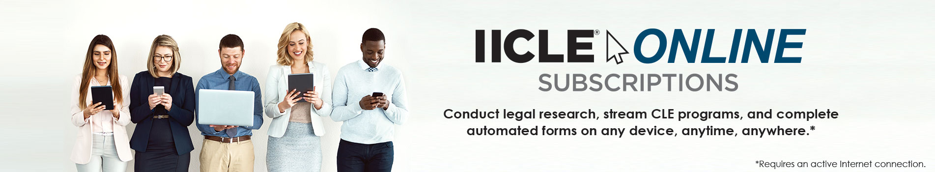 IICLE Online Subscriptions