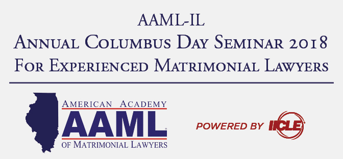 AAML Columbus Day Seminar