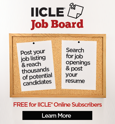 IICLE Job Board