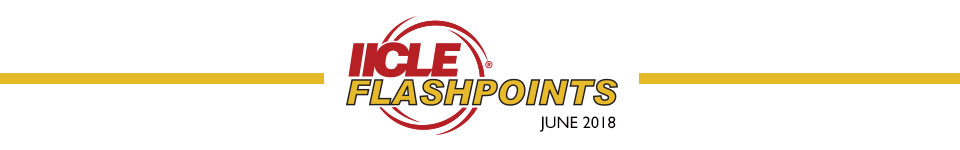 June Flashpoints