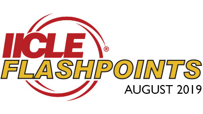 August Flashpoints