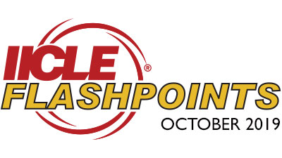October Flashpoints