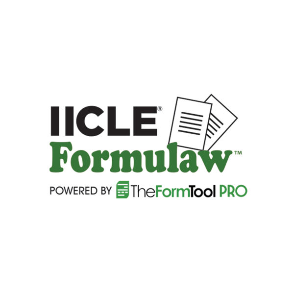 Picture of Corporate Bylaws Formulaw Form