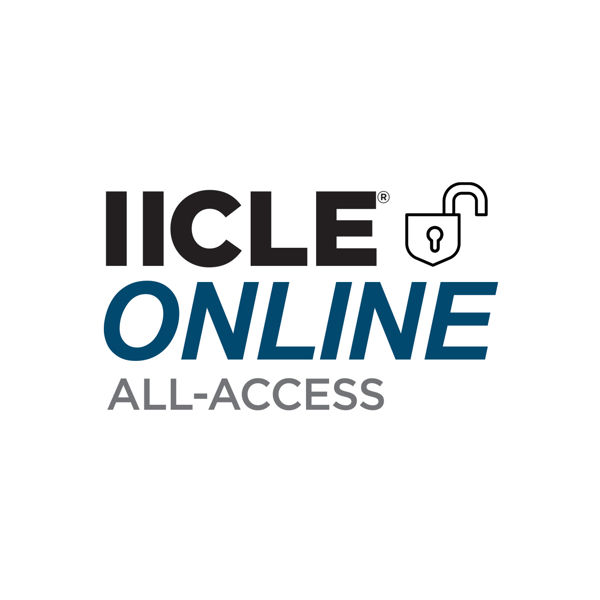 Picture of IICLE Online All-Access