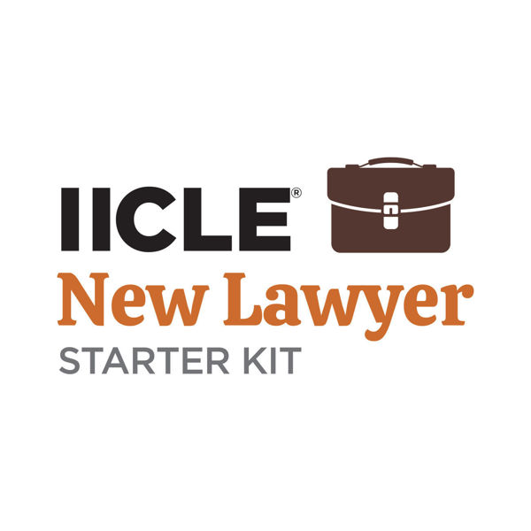 New Lawyer Starter Kit