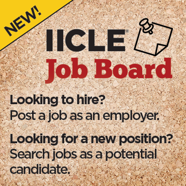 Picture of IICLE Job Board